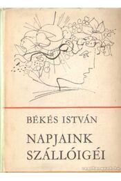Napjaink szállóigéi - Békés István - Régikönyvek