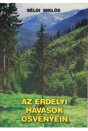 Az erdélyi havasok ösvényein - Béldi Miklós - Régikönyvek