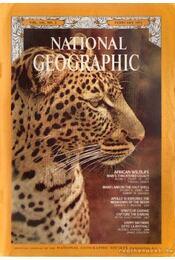 National geographic 1972 February - Bell Grosvenor, Melville - Régikönyvek