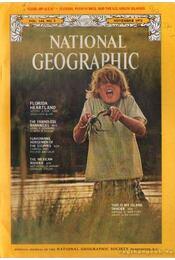 National geographic 1973 November - Bell Grosvenor, Melville - Régikönyvek