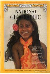 National Geographic 1974 December - Bell Grosvenor, Melville - Régikönyvek