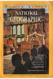 National Geographic 1974 October - Bell Grosvenor, Melville - Régikönyvek