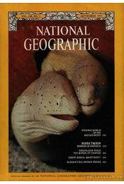 National Geographic 1975 September - Bell Grosvenor, Melville - Régikönyvek