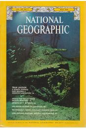 National Geographic 1976 May - Bell Grosvenor, Melville - Régikönyvek