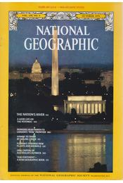 National Geographic 1976 October - Bell Grosvenor, Melville - Régikönyvek