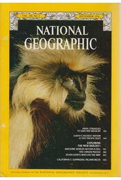 National Geographic 1976 September - Bell Grosvenor, Melville - Régikönyvek
