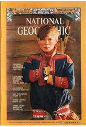 National geographic 1977 September - Bell Grosvenor, Melville - Régikönyvek