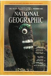 National geographic 1980 December - Bell Grosvenor, Melville - Régikönyvek