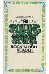 The Rolling Stone - Ben Fong-Torres (szerk.) - Régikönyvek