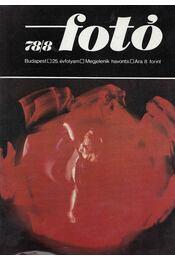Fotó 1978/8 - Bence Pál - Régikönyvek