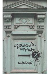 Szeged effekt 2. - Bene Zoltán (szerk.) - Régikönyvek