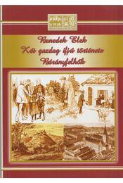 Két gazdag ifjú története / Bárányfelhők - Benedek Elek - Régikönyvek