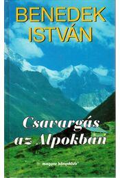 Csavargás az Alpokban - Benedek István - Régikönyvek