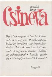Csineva III. - Benedek István - Régikönyvek
