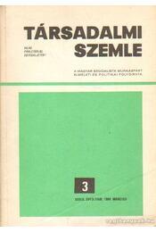 Társadalmi szemle 1984. március 3. - Benke Valéria - Régikönyvek