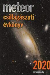 Meteor Csillagászati Évkönyv 2020 - Benkő József, Mizser Attila - Régikönyvek