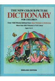 The New Colour-Picture Dictionary for Children - Bennett, Archie - Régikönyvek