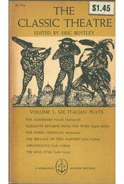 The Classic Theatre Vol. I - Bentley, Eric - Régikönyvek
