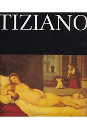Tiziano - Bergerhoff, Renate - Régikönyvek