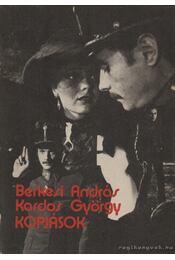 Kopjások - Berkesi András, Kardos György - Régikönyvek