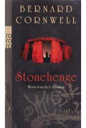Stonehenge - Bernard Cornwell - Régikönyvek