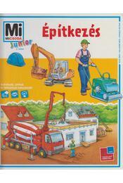 Építkezés - Beutner, Tina - Régikönyvek