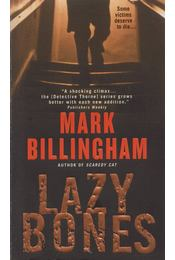 Lazy Bones - BILLINGHAM, MARK - Régikönyvek