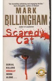Scaredy Cat - BILLINGHAM, MARK - Régikönyvek