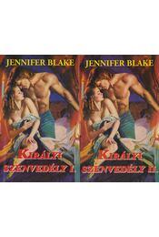 Királyi szenvedély I-II. - JENNIFER BLAKE - Régikönyvek