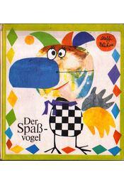 Der Spaßvogel - Bluhm, Steffi - Régikönyvek