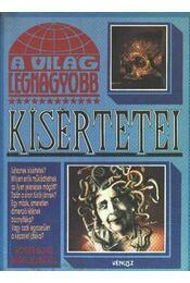 A világ legnagyobb kísértetei - Boar, Roger, Blundell, Nigel - Régikönyvek