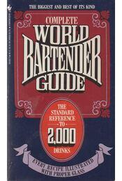 Complete World Bartender Guide - Bob Sennett - Régikönyvek