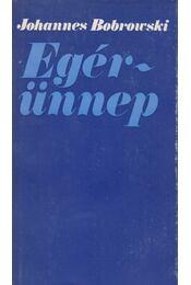 Egérünnep - Bobrowski, Johannes - Régikönyvek