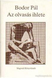 Az olvasás ihlete - Bodor Pál - Régikönyvek