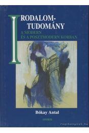 Irodalomtudomány a modern és a posztmodern korban - Bókay Antal - Régikönyvek