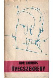 Üvegszekrény - Bor Ambrus - Régikönyvek