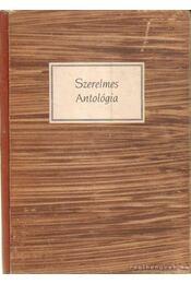 Szerelmes antológia - Több író - Régikönyvek
