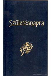 Születésnapra - Borbíró Zsóka - Régikönyvek