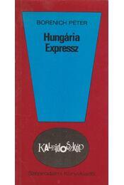 Hungária Expressz - Borenich Péter - Régikönyvek