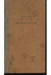 Oldódik az átok - Csepi József - Régikönyvek