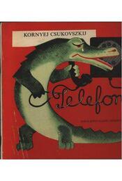 Telefon - Csukovszkij K. - Régikönyvek
