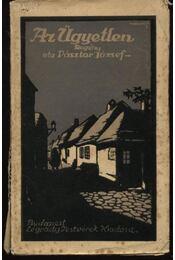Az ügyetlen - Pásztor József - Régikönyvek