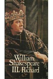 III. Richárd - William Shakespeare - Régikönyvek