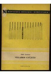 Villamos gyújtás - Póhl Jeromos - Régikönyvek