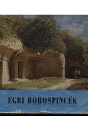 Egri borospincék - Bakó Ferenc - Régikönyvek