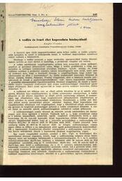 A vedlés és ivarérés kapcsolata a házinyúlnál - Anghi Csaba - Régikönyvek