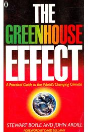 The Greenhouse Effect - BOYLE, STEWART – ARDILL, JOHN - Régikönyvek