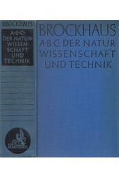 Brockhaus' ABC - Naturwissenschaft und Technik - Régikönyvek