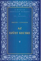 Az ezüst kecske - Bródy Sándor - Régikönyvek