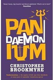 Pandaemonium - BROOKMYRE, CHRISTOPHER - Régikönyvek